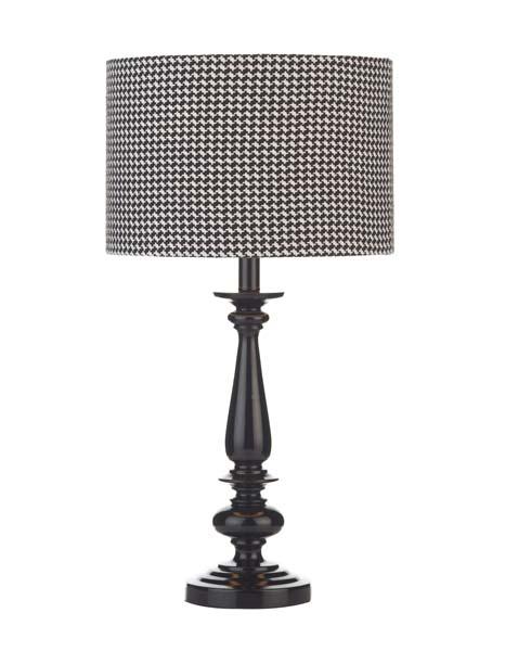 truman table lamp black base only lighting and electrical showroom. Black Bedroom Furniture Sets. Home Design Ideas